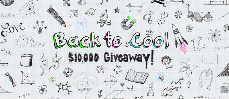 Back to sCool $10,000 Giveaway