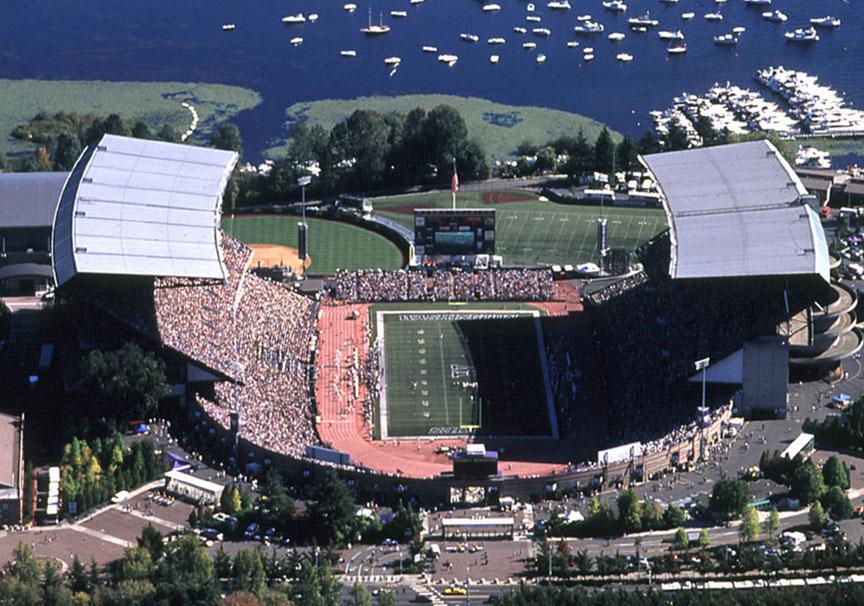 Stadium at the University of Washington