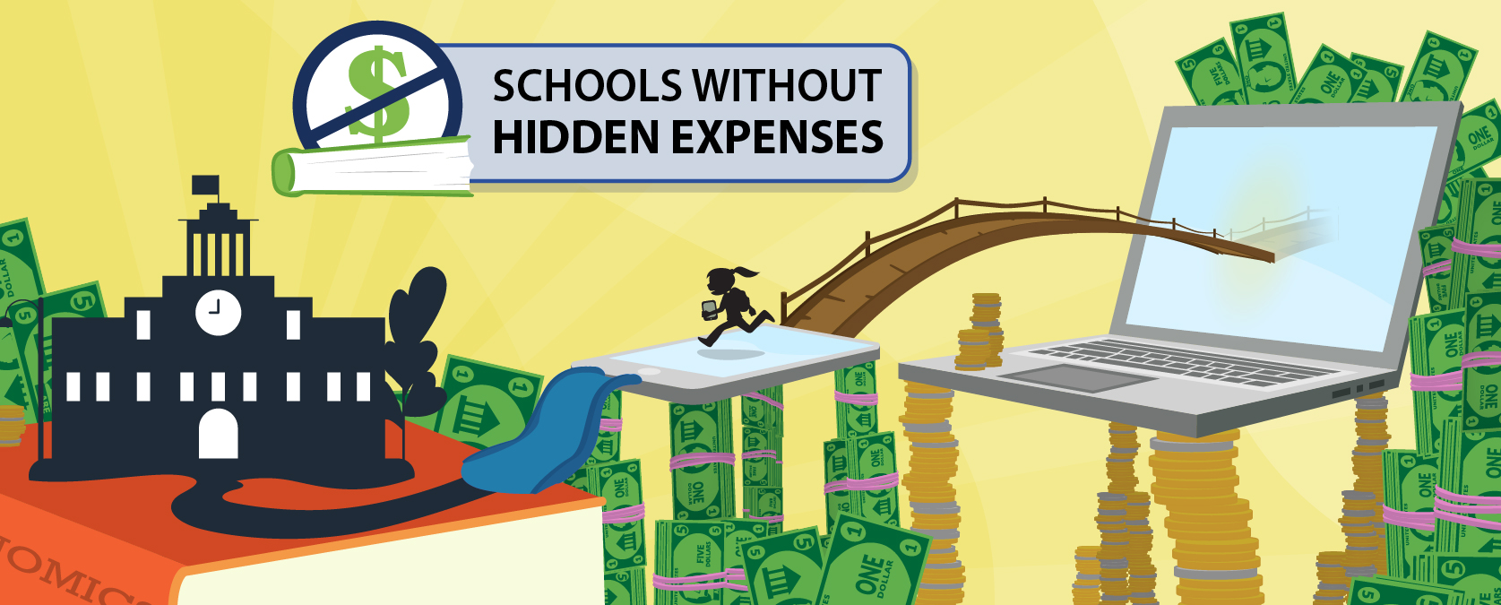 Schools without hidden expenses