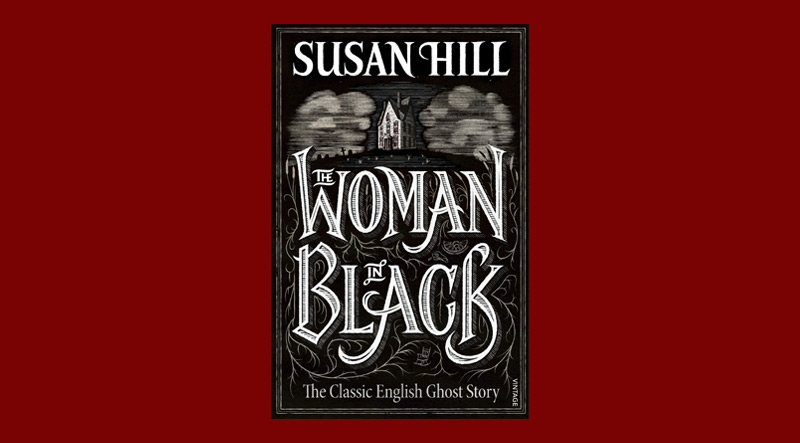 Book cover for The Woman in Black by Susan Hill