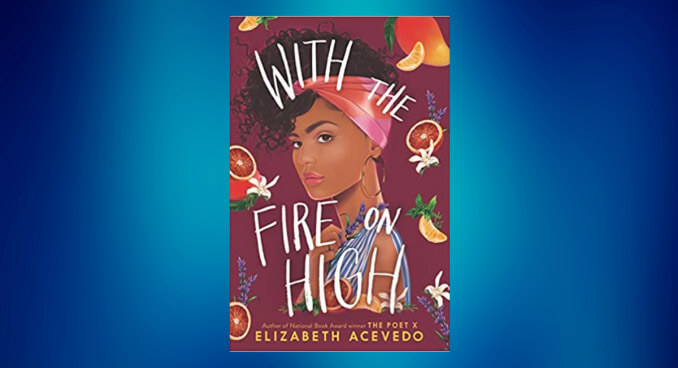 Book cover for With the Fire on High
