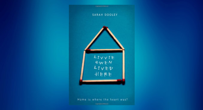 Book cover for Livvie Owen Lived Here