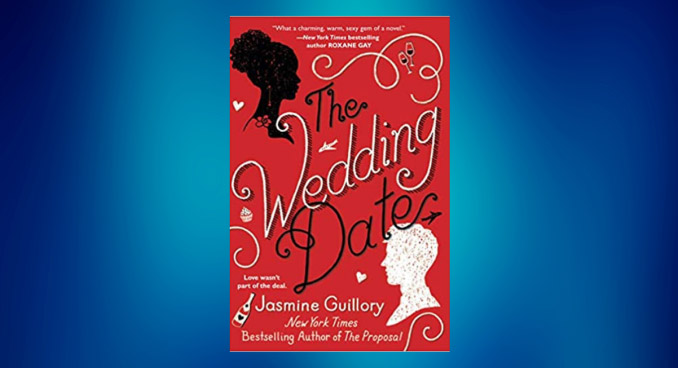 Book cover for The Wedding Date