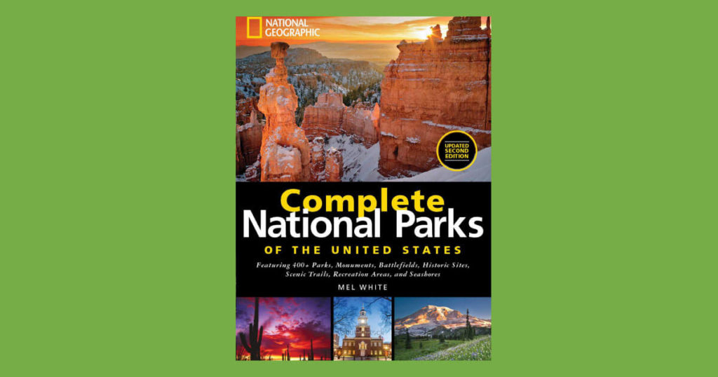 Book cover for Complete National Parks of the United States