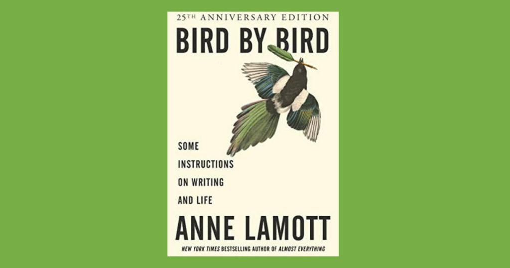 Book cover for Bird by Bird