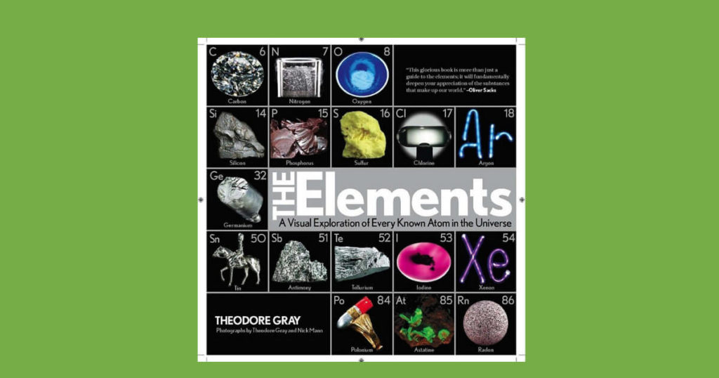 Book cover for The Elements