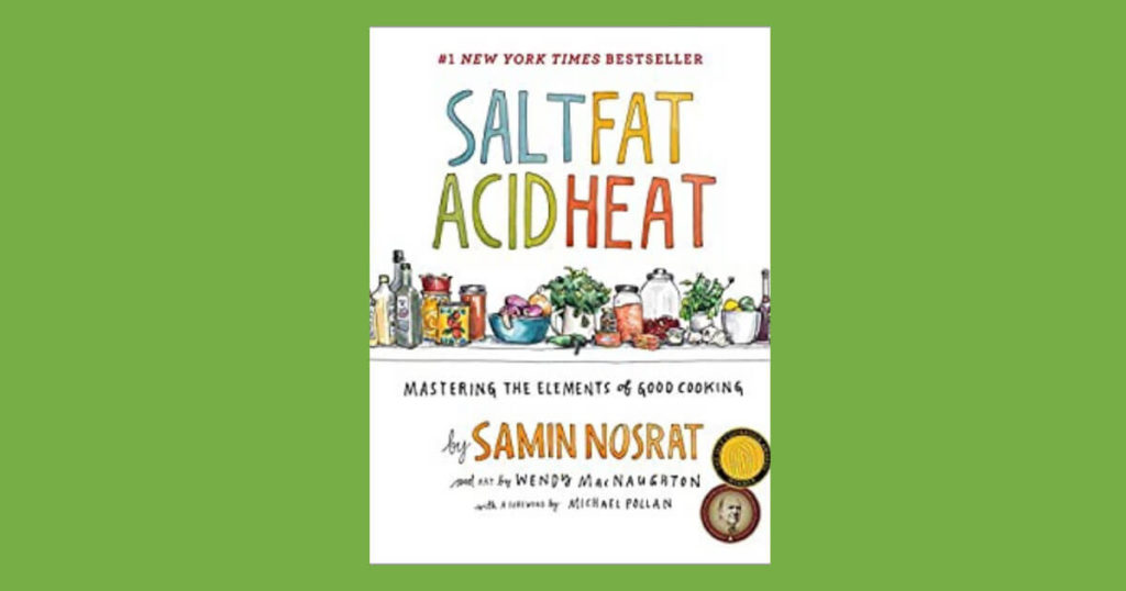 Book cover for Salt Fat Acid Heat