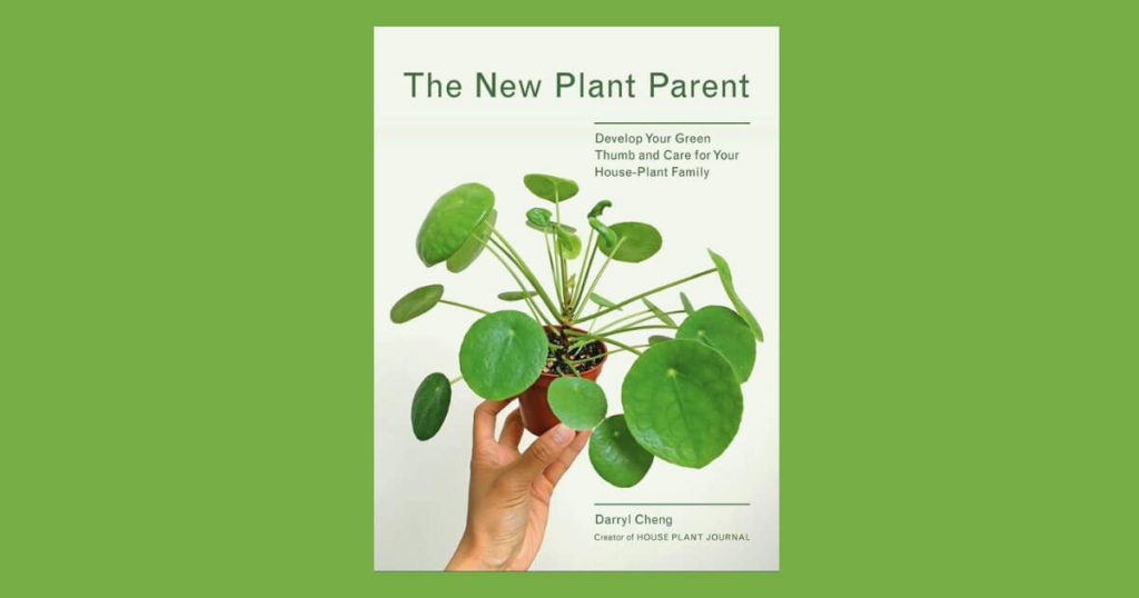 Book cover for The New Plant Parent