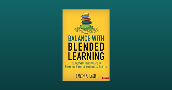 Book cover for Balance with Blended Learning