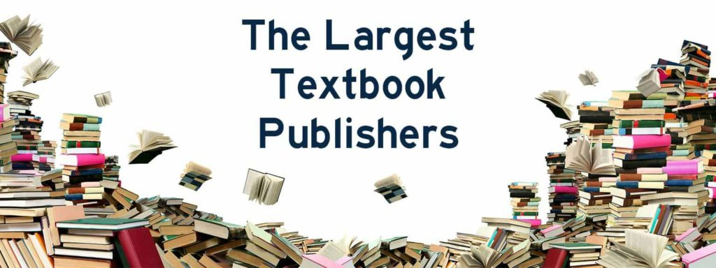 The Largest Textbook Publishers